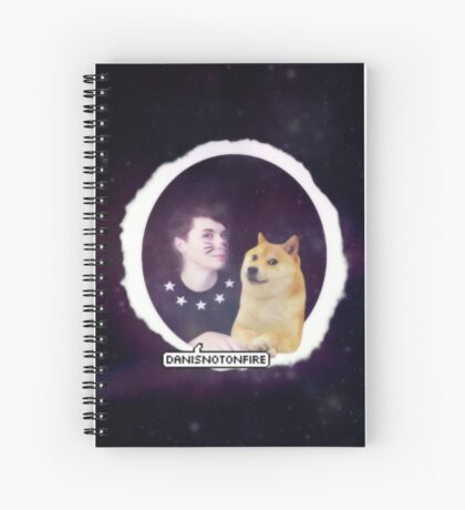 Best Meme Spiral Notebook