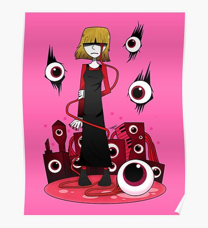 Wandering Eye Poster