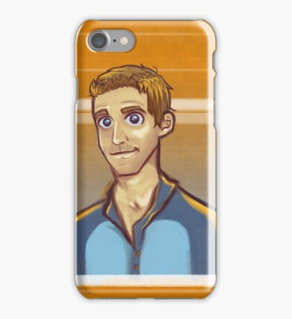 Funhaus - James Willems  iPhone Case/Skin
