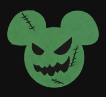 Oogie Boogie Mickey by paulyd