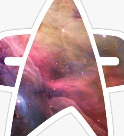 Star Trek: Combadge Sticker