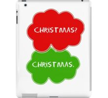 The Fault In Our Stars Christmas iPad Case/Skin