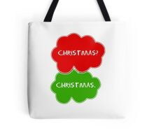 The Fault In Our Stars Christmas Tote Bag