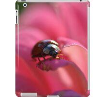 Petal surfing iPad Case/Skin