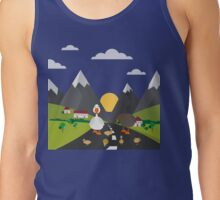 Parenthood in motion Tank Top