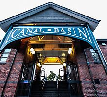 Canal Basin by ncp-photography