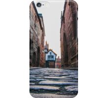 Cov - Down the Cobbles iPhone Case/Skin