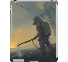 Spraying iPad Case/Skin