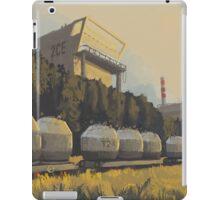 Spore Dispersal iPad Case/Skin