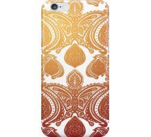The Classic Butterfly Pattern iPhone Case/Skin