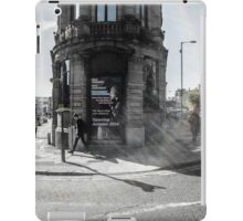a angle in liverpool iPad Case/Skin