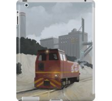 Eastern Wing iPad Case/Skin