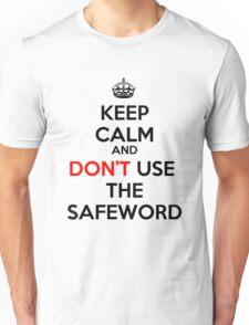 KEEP CALM - FIFTY SHADES Unisex T-Shirt