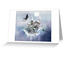 Hogwarts series (year 3: the Prisoner of Azkaban) Greeting Card