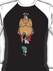 Punch Out King Hippo T-Shirt
