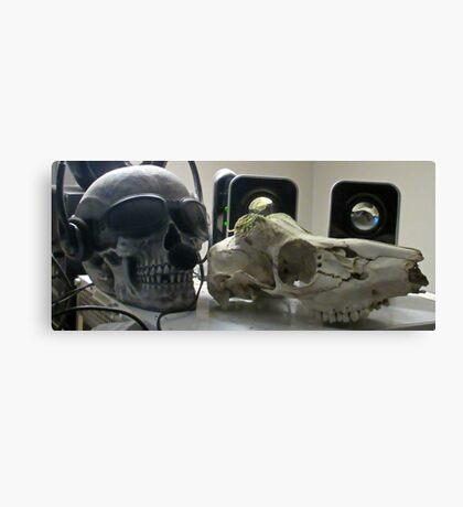 Virtual Reality  Canvas Print