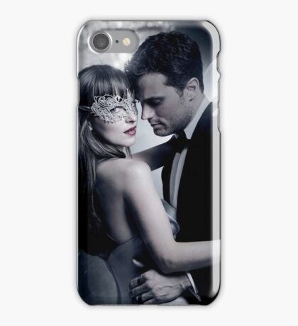 FIFTY SHADES DARKER - PICTURE iPhone Case/Skin