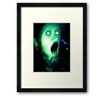 Creature #3 Framed Print