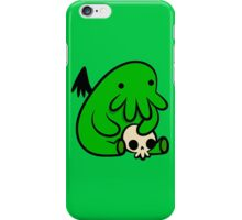 Baby Cthulhu iPhone Case/Skin