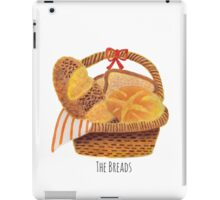 The Breads in the Basket iPad Case/Skin