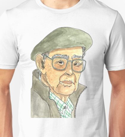 Anciano Portugués Unisex T-Shirt