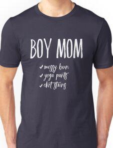 Boy Mom Unisex T-Shirt