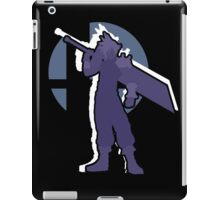 Cloud - Super Smash Bros. iPad Case/Skin