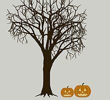 Halloween by Jayne Plant