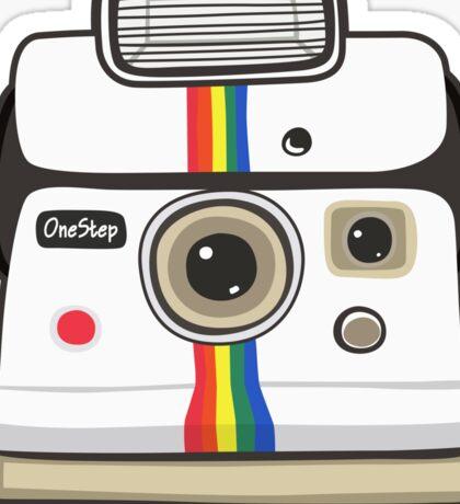 One Step Snap Sticker