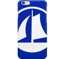 White Yacht iPhone Case/Skin