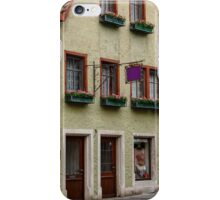 Rothenburg ob der Tauber, Bavaria, Germany iPhone Case/Skin