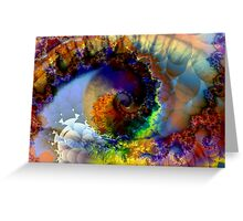 Psychic Eye Greeting Card