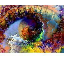 Psychic Eye Photographic Print