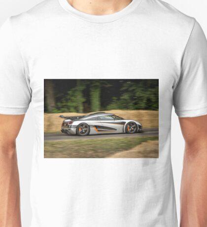 Kopenigsegg One:1 Unisex T-Shirt