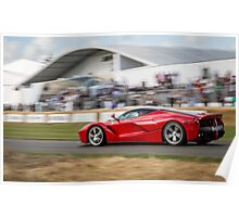 Ferrari LaFerrari   Poster