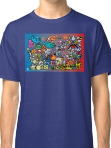 MOBIUS The MAGIC WHALE - SERIES 1 CHARACTERS Classic T-Shirt