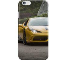 Ferrari 458 Speciale & Sin R1 iPhone Case/Skin