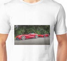 Ferrari TRS & LaFerrari Unisex T-Shirt