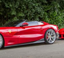 Ferrari TRS & LaFerrari Sticker
