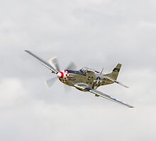 P-51D by jonathan1984