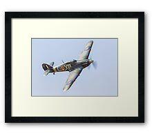 Hurribomber topside Framed Print