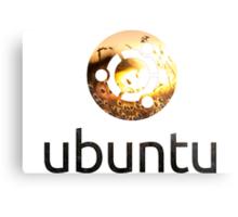 ubuntu - the way i see the world Metal Print