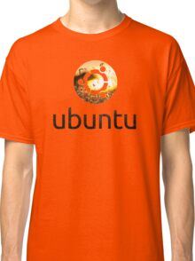 ubuntu - the way i see the world Classic T-Shirt
