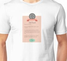Crumble Recipe Unisex T-Shirt