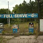 Not your average Gas Station by Gillian Marshall