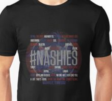 #Nashies - Fans of Nashville! (t-shirt) Unisex T-Shirt