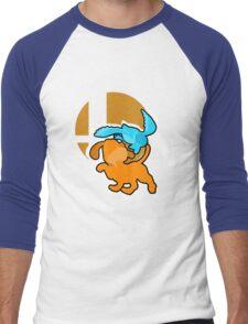 Duck Hunt - Super Smash Bros. Men's Baseball ¾ T-Shirt