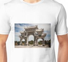1179 Gate to the Heavenly Queen Temple Unisex T-Shirt