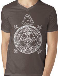 Arcane Circle Mens V-Neck T-Shirt