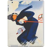 Ski Austria iPad Case/Skin